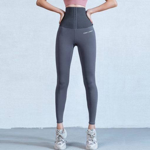TBF Female Yoga Legging with Corset 2