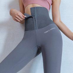 TBF Female Yoga Legging with Corset 5