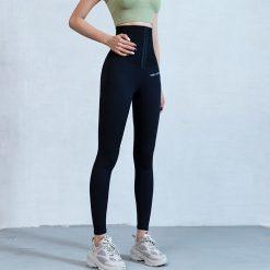 TBF Female Yoga Legging with Corset 7