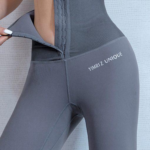 TBF Female Yoga Legging with Corset 9
