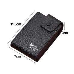 TBF Leather Wallet with Card Holder 1