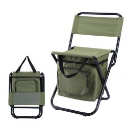 TBF Portable Fishing Chair with Storage Box 4