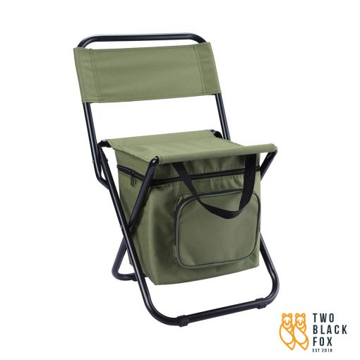 TBF Portable Fishing Chair with Storage