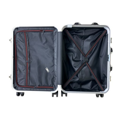 TBF Portable Travel Luggage with USB Charge 24 6