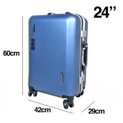 TBF Portable Travel Luggage with USB Charge 24 9