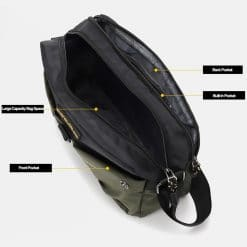 Tahan Oxford Multipurpose Sling Bag 8
