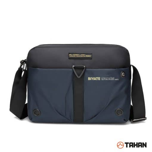 Tahan Oxford Multipurpose Sling Bag Blue