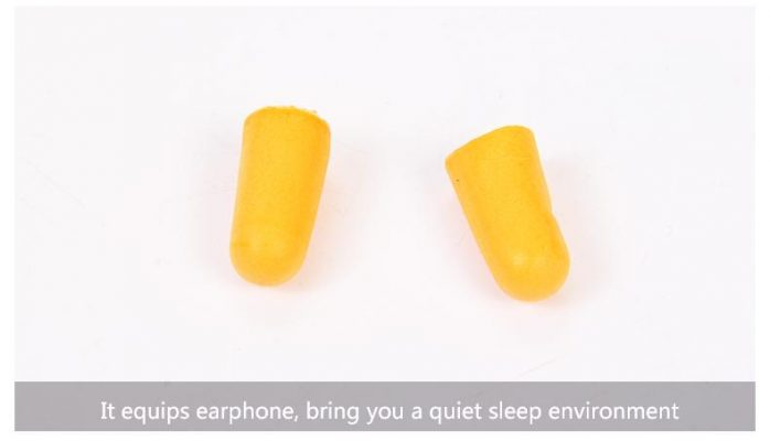 DISCOVERY ADVENTURES Eye Mask With Ear Plug Set