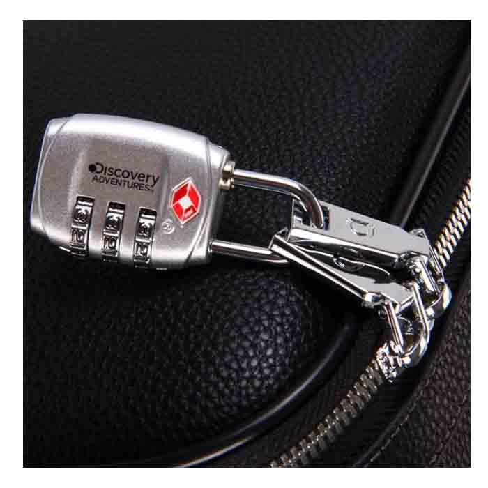 DISCOVERY ADVENTURES TSA Approved Luggage Lock