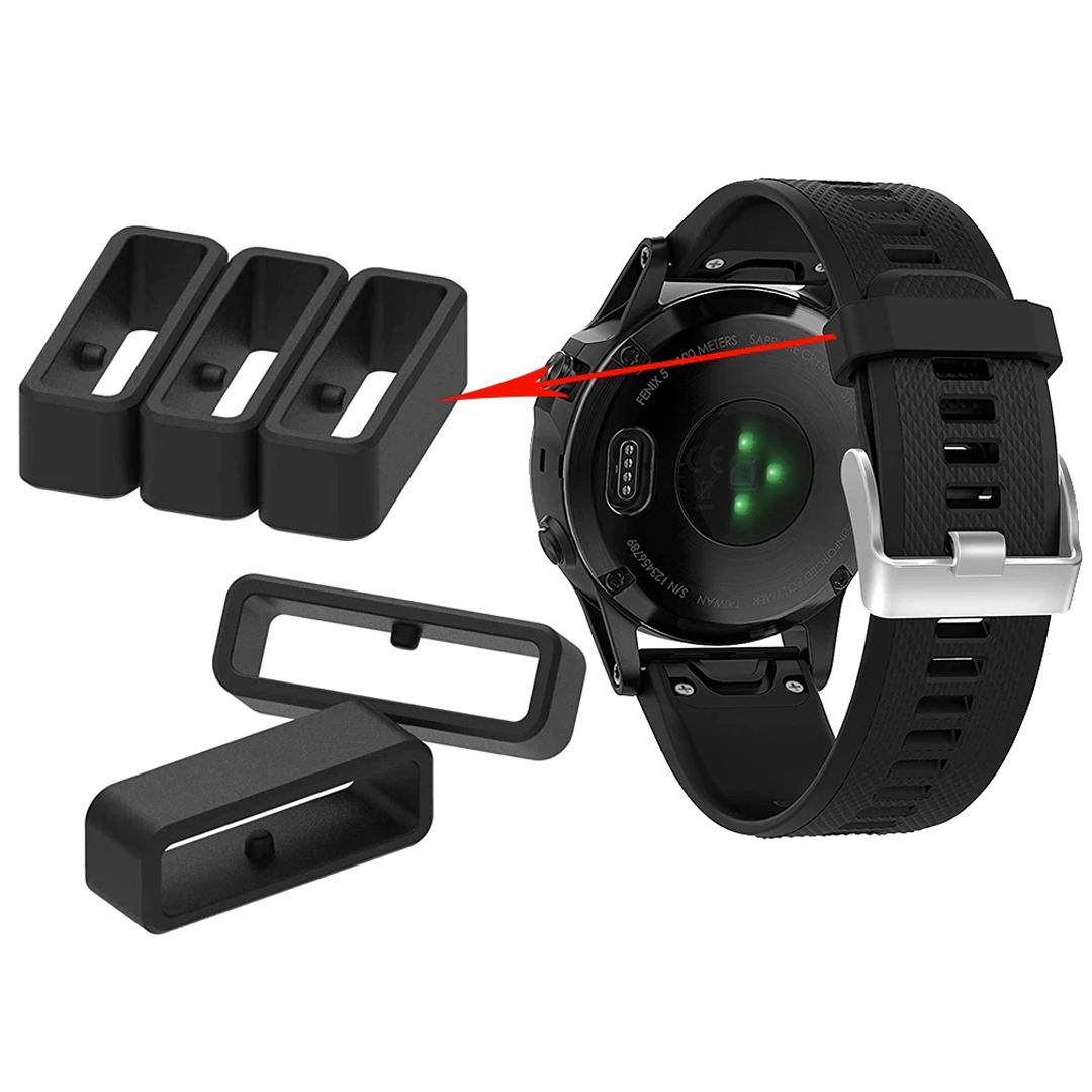 GARMIN Fenix Smartwatch Strap Loop, tali jam tangan, fenix 5, fenix 6