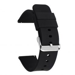 Garmin Samsung Amazfit Smartwatch Strap Black