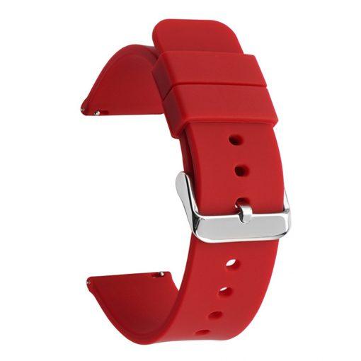 Garmin Samsung Amazfit Smartwatch Strap Red