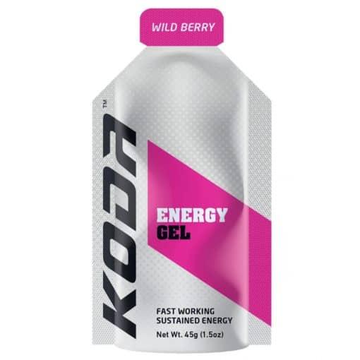 Koda Energy Gel Wild Berry