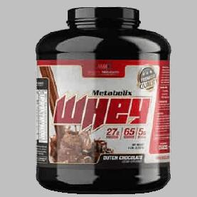 MMX Metabolix Whey Protein 1 2