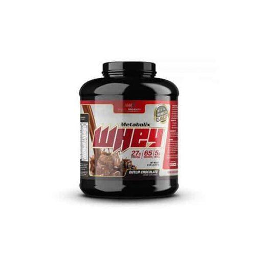 MMX Metabolix Whey Protein 1