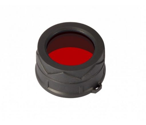 NITECORE Flashlight Filter Red