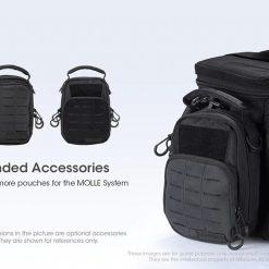 NITECORE NRB10 20L Multi Purpose Shoulder Bag 3