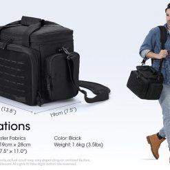 NITECORE NRB10 20L Multi Purpose Shoulder Bag 7
