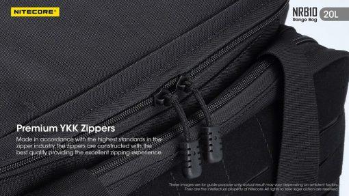 NITECORE NRB10 20L Multi Purpose Shoulder Bag 8