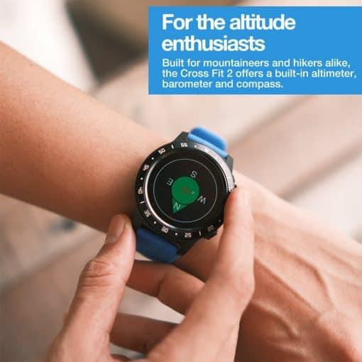 NORTH EDGE CrossFit2 Smartwatch 2