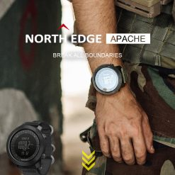 North Edge Apache Smartwatch 1