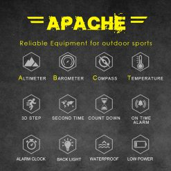 North Edge Apache Smartwatch 2