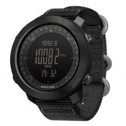 North Edge Apache Smartwatch Black 2