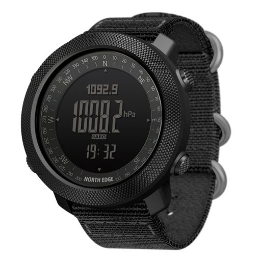 North Edge Apache Smartwatch Black 2