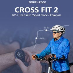 North Edge Cross Fit 2 Smartwatch 1 1