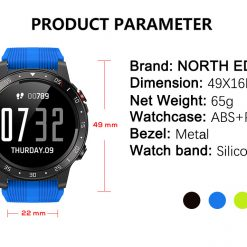 North Edge Cross Fit 2 Smartwatch 11