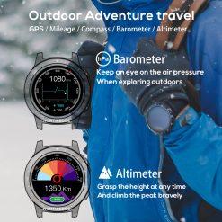 North Edge Cross Fit 2 Smartwatch 4