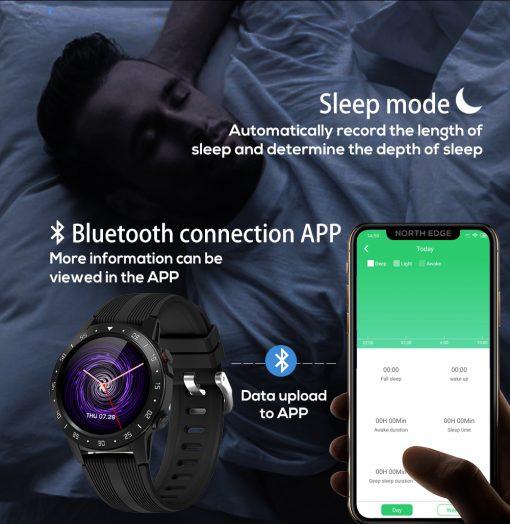 North Edge Cross Fit 2 Smartwatch 9