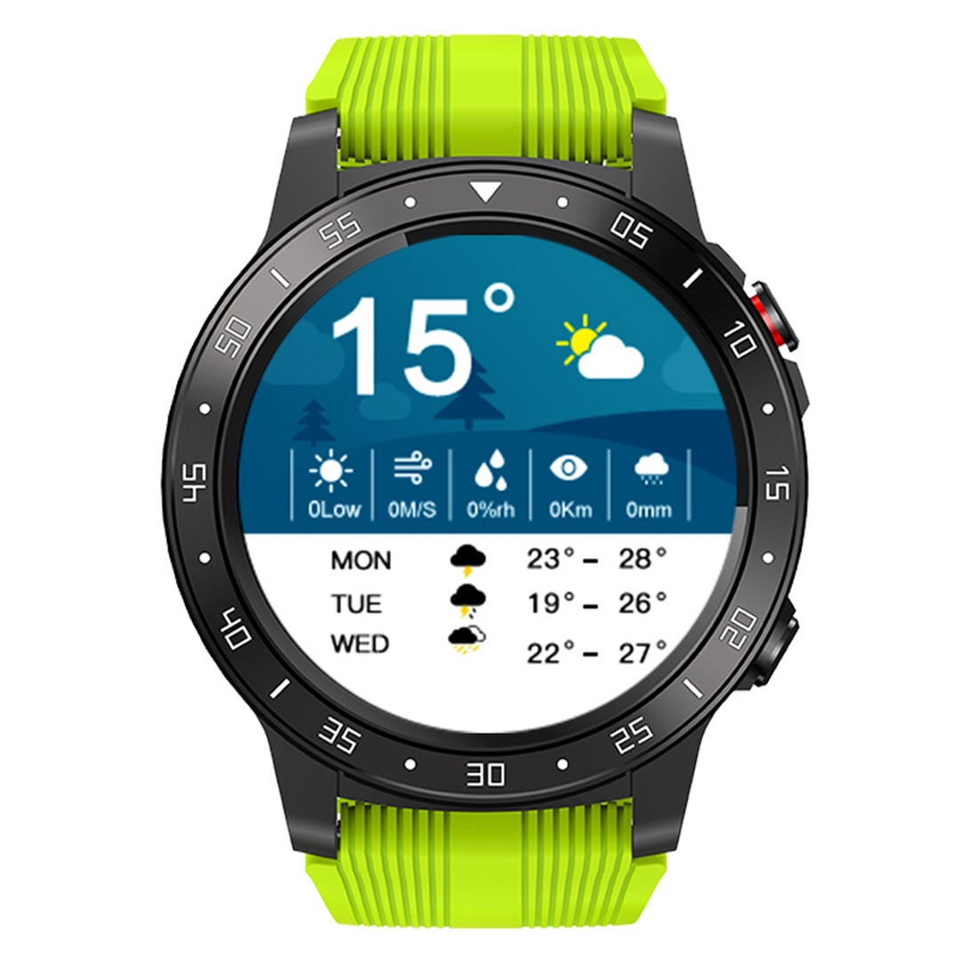 North Edge Cross Fit 2 Smartwatch Green