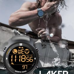 North Edge Laker Smartwatch 1