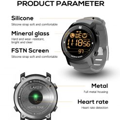 North Edge Laker Smartwatch 10