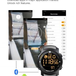 North Edge Laker Smartwatch 9