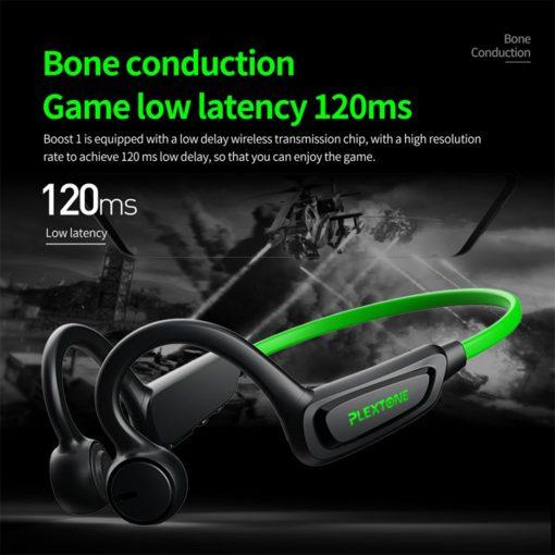 Plextone Boost 1 Bone Conduction Wireless Earphone 2
