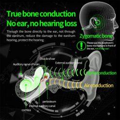 Plextone Boost 1 Bone Conduction Wireless Earphone 3