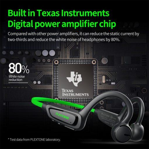 Plextone Boost 1 Bone Conduction Wireless Earphone 4