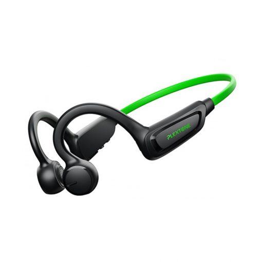 Plextone Boost 1 Bone Conduction Wireless Earphone Green