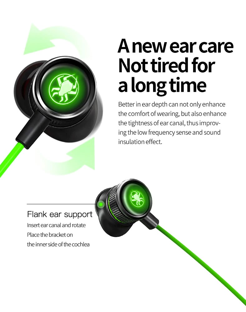 PLEXTONE G2 Wireless Bluetooth Earphone, headset, low-latency neck-mounted metal-in-ear chicken game Bluetooth, Power display, call function, music support, multi-point connection, sports, running, jogging, earset, rangka, new care for ear