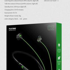 Plextone G2 Wireless Bluetooth Earphone 12
