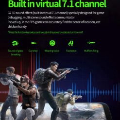 Plextone G2 Wireless Bluetooth Earphone 5