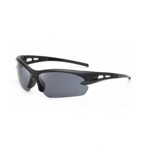 Robesbon Outdoor Sport Sunglasses Cool Black