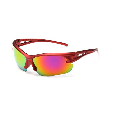 Robesbon Outdoor Sport Sunglasses Passionate Red