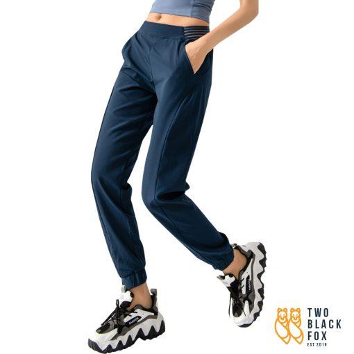 TBF Havana Jogger Pants Dark Blue
