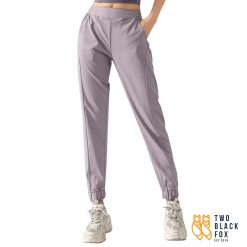 TBF Havana Jogger Pants Purple