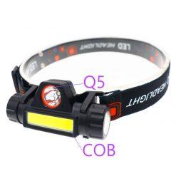 TBF Multifunction Rechargeable Headlamp 7