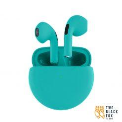 TBF P63 Wireless Bluetooth Earphone Teal
