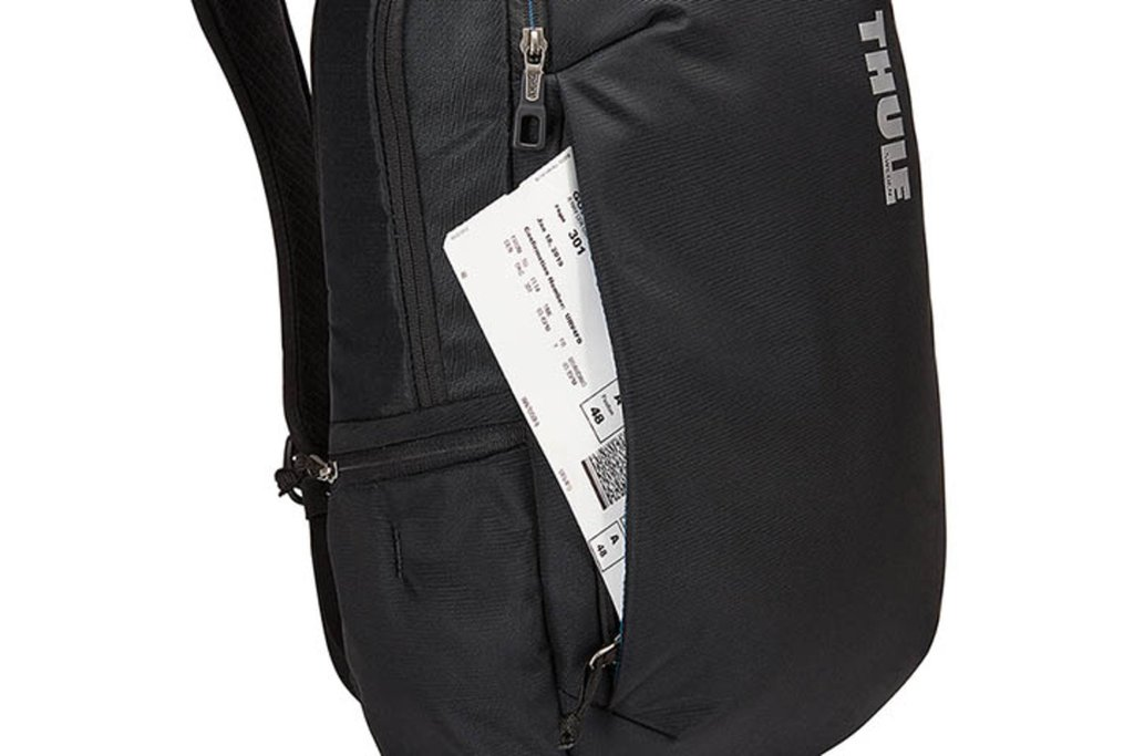 THULE Subterra 23L Backpack, bagpack, beg, travle, laptop, adjustable strap, water resistance